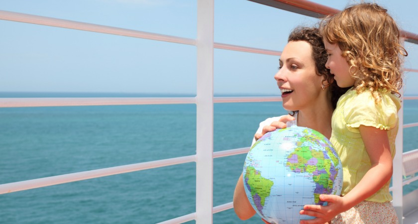 International Cruising: Visit the world