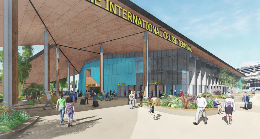 Brisbane's New Cruise Terminal Soon Underway