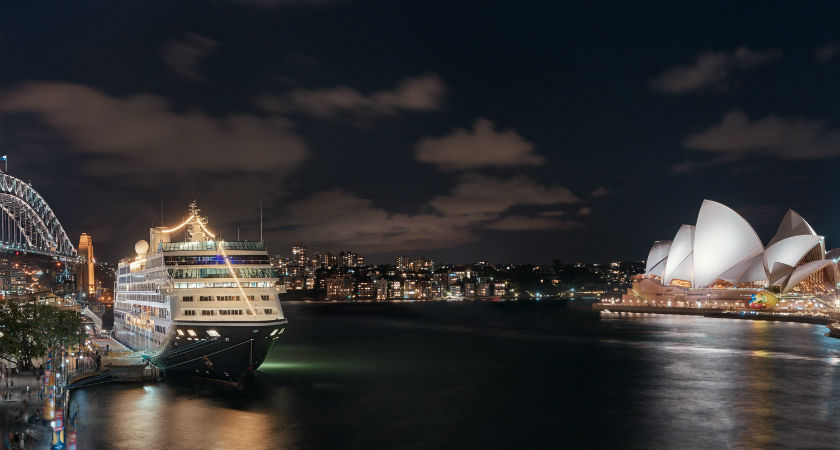 Azamara Returns Down Under with Fresh Entertainment