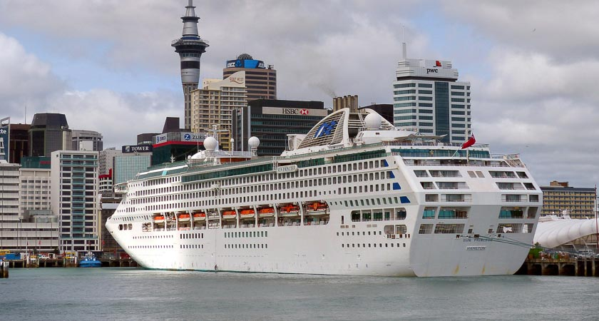 Find out everything you need to know about cruising to and from Auckland