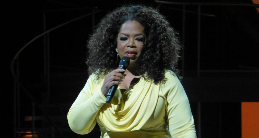 Who wants to cruise with Oprah?
