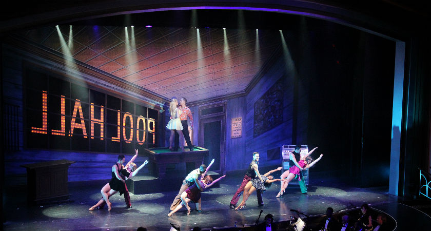 Spotlight on the Best Shows at Sea