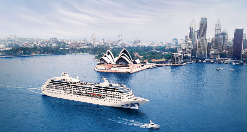 Boutique Pacific Princess is Coming Back