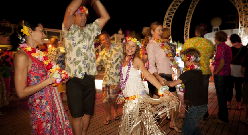 New Years Cruises: Celebrate At Sea