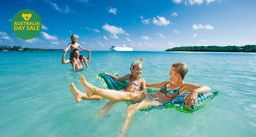 Enjoy quality time on a cruise ship