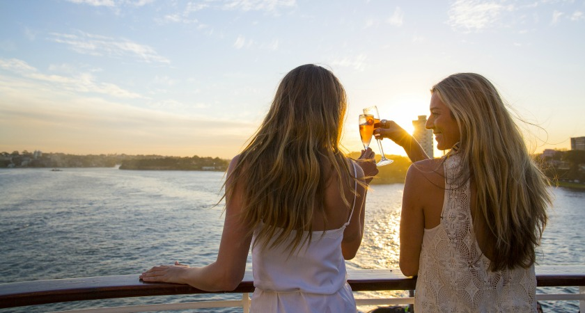 Lowdown on P&O Beverage Packages