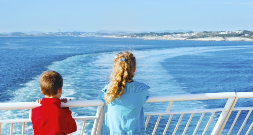 Your Guide To Family Cruises