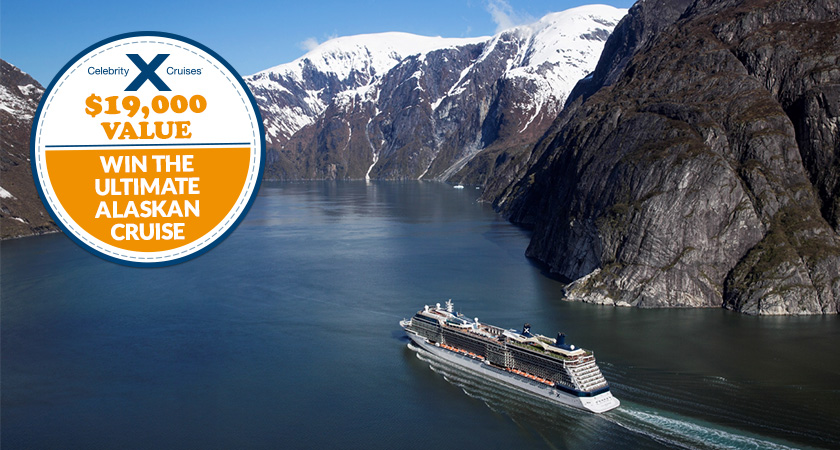 Register to Win the Ultimate Alaskan Cruise from Cruise Sale Finder