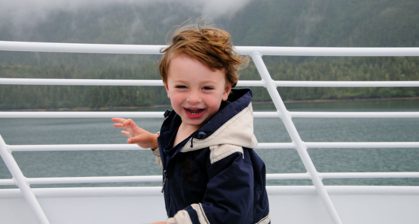 Ultimate guide to cruising with children