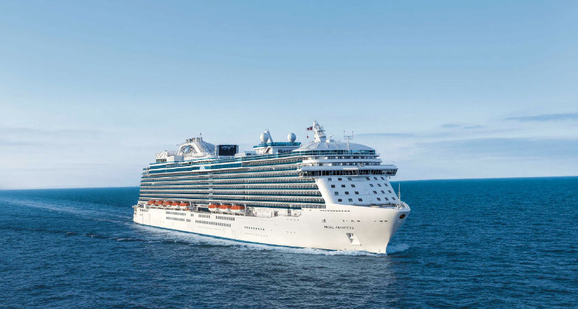 Regal Princess Set to Sail Our Way