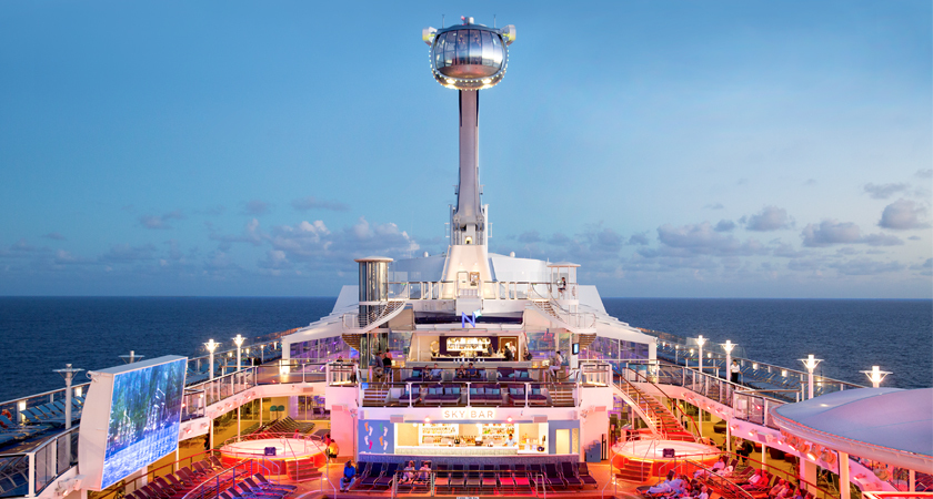 We've got 25 reasons to pick a cruising holiday