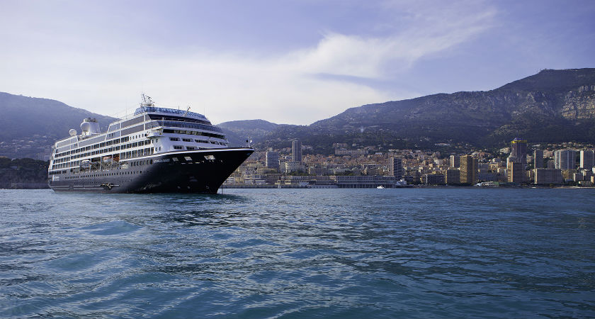 Azamara Club Cruises is leading the way in sustainable cruising