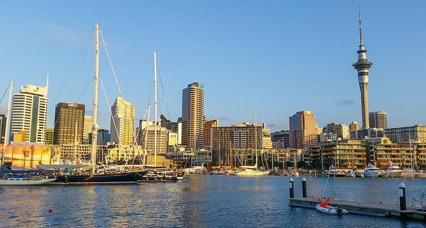 Visit Auckland on a cruise and enjoy the City of Sails