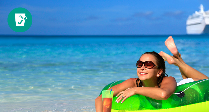 Cruise Sale Finder's Bucket List Series: Top Five Reasons to Take a Cruise in 2015