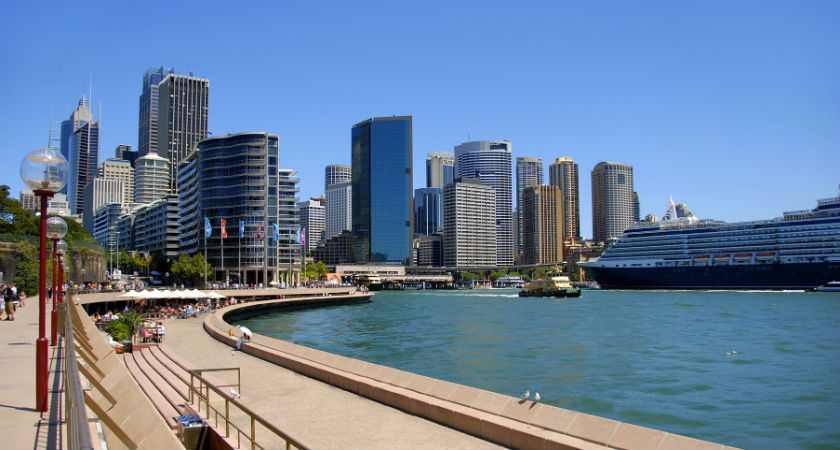 5 Sailings From Sydney Perfect For Cruise Newbies