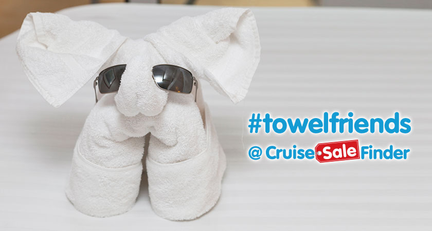 Towel Friends: A long-standing cruise tradition