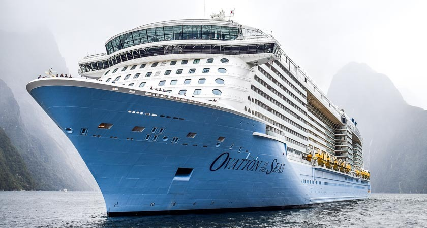 Ovation of the Seas: Your Cruise Ship Guide
