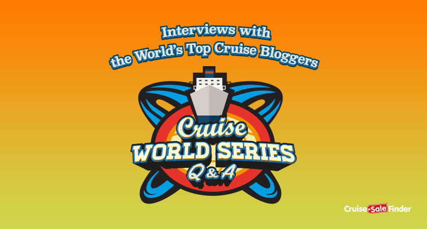 One on one with the best cruise bloggers
