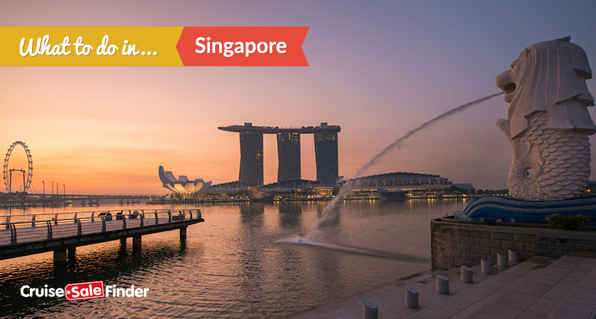 Singapore cruise port: A guide