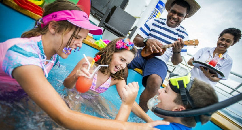 There has been an upsurge in recent years of families taking to the high seas together - find  out what it's like to go cruising with kids.
