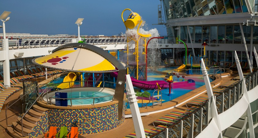 Adventure of the Seas $61 million rejuvenation