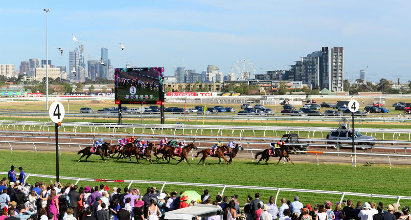 Legendary Figures Join Melbourne Cup Cruises