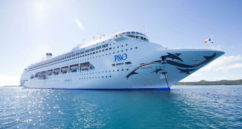 Pacific Jewel Leaving P&O Fleet Next Year