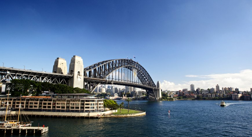 Circumnavigation: Round the World Cruises from Australia