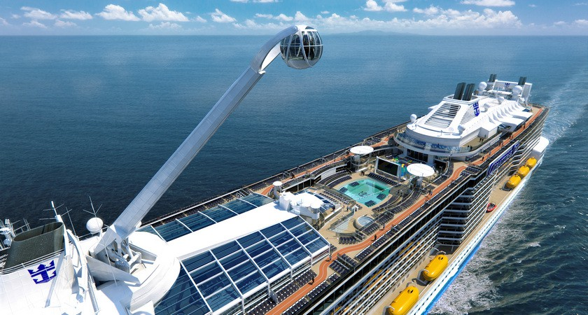 Royal Caribbean embark on a Global Odyssey