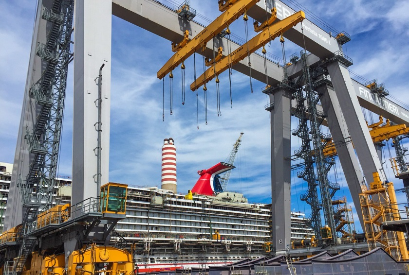Brewery, pedal power and mega movies to come on Carnival Vista