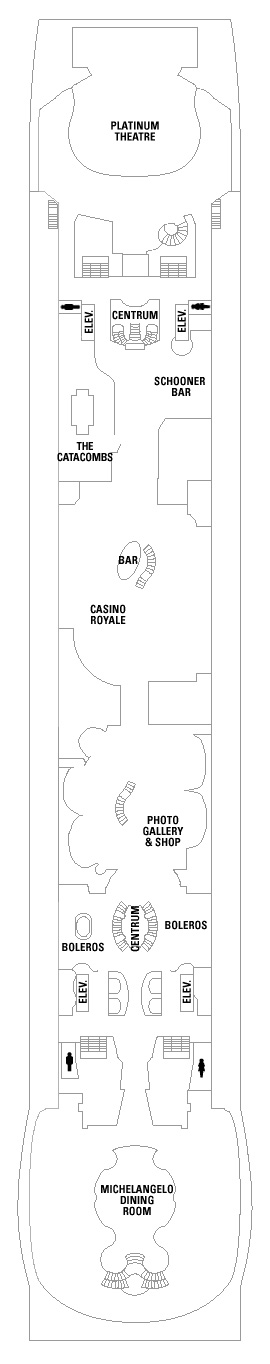 Liberty Of The Seas Deck 4 layout