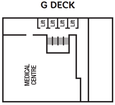 Aurora G Deck layout