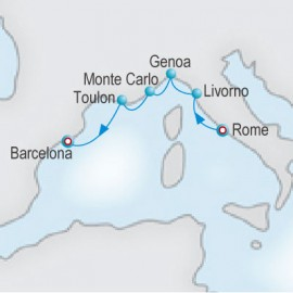 Mediterranean Impressions Itinerary