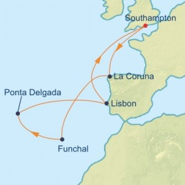 Portugal and Azores Itinerary