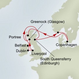 Celtic Adventure Itinerary