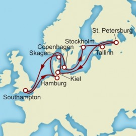 Baltic Highlights and Kiel Week Itinerary
