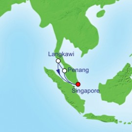 Penang and Langkawi Itinerary