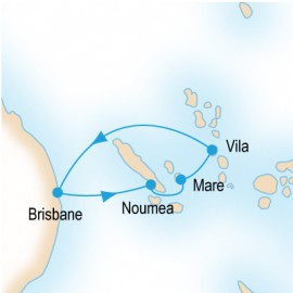 Pacific Island Hopper Itinerary