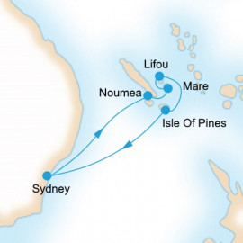 Explore the Loyalty Islands Itinerary