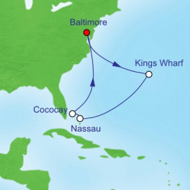 Bermuda and Bahamas Itinerary