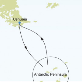 Antarctica Expedition Itinerary