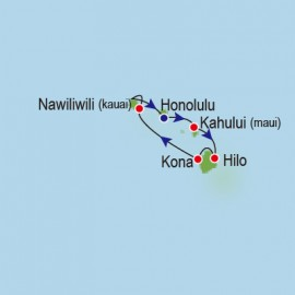 Hawaii  Itinerary