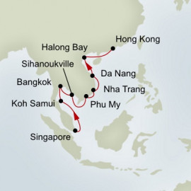 Far East Discovery Itinerary