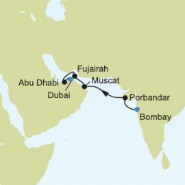 Africa and Indian Ocean Itinerary