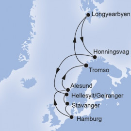 Northern Europe Itinerary
