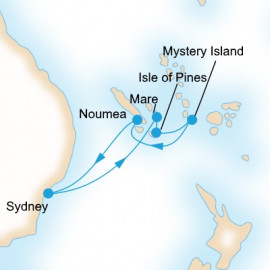 Explore Loyalty Islands Itinerary