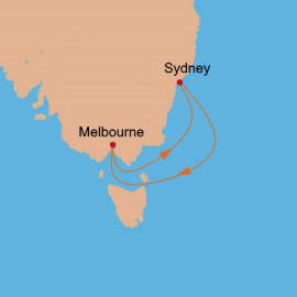 Melbourne Cup Carnival Cruises Cruise