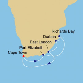 South Africa Intensive Azamara Club Cruises Cruise