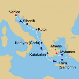 Greek Isles Azamara Club Cruises Cruise