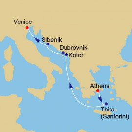 Aegean To Adriatic Azamara Club Cruises Cruise